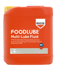 ROCOL FOODLUBE MULTI LUBE FLUID - 5L