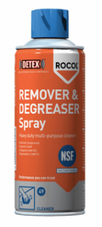 ROCOL REMOVER & DEGREASER SPRAY - 300ml