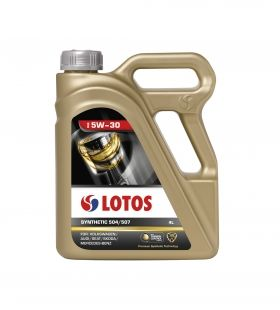 LOTOS SYNTHETIC 504/ 507 5W-30 - 4L