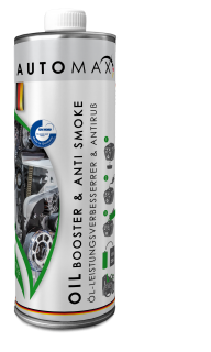 AUTOMAX Oil Booster & Anti Smoke